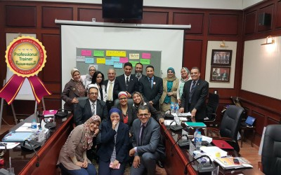 New Certified Professional Trainers in Cairo, Egypt