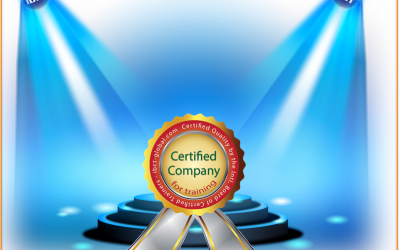 A new certification service for training companies has just approved by the Board