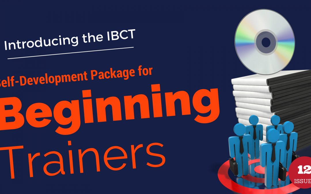 New Educational Package for Novice Trainers