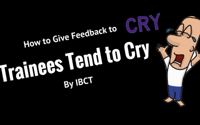 Giving Feedback to Trainees who Tend to Cry