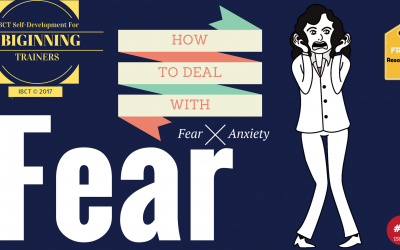 How Trainers Deal with Fear and Anxiety