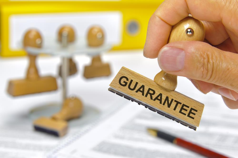 Our certification process is a guarantee to: