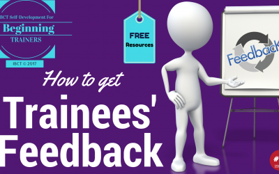 How to Get Trainees' Feedback